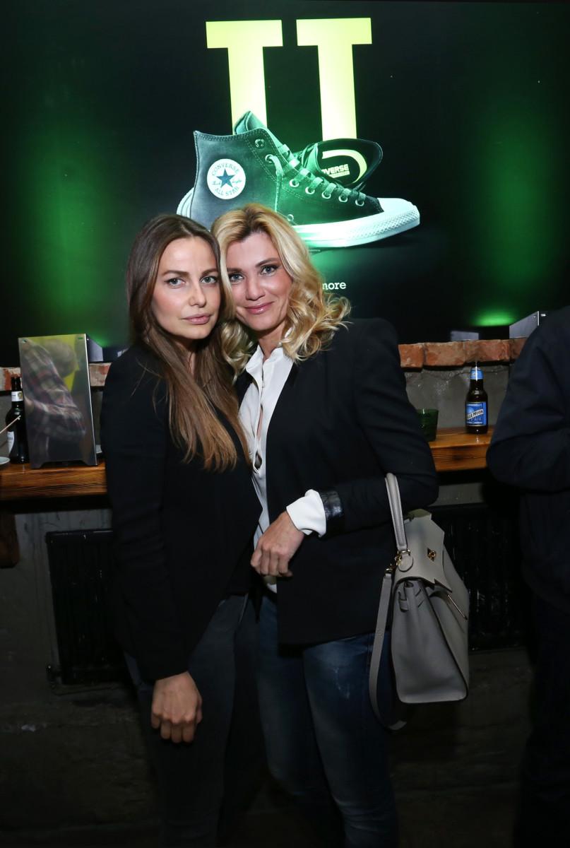 Emina Šokota i Vanja Mamić