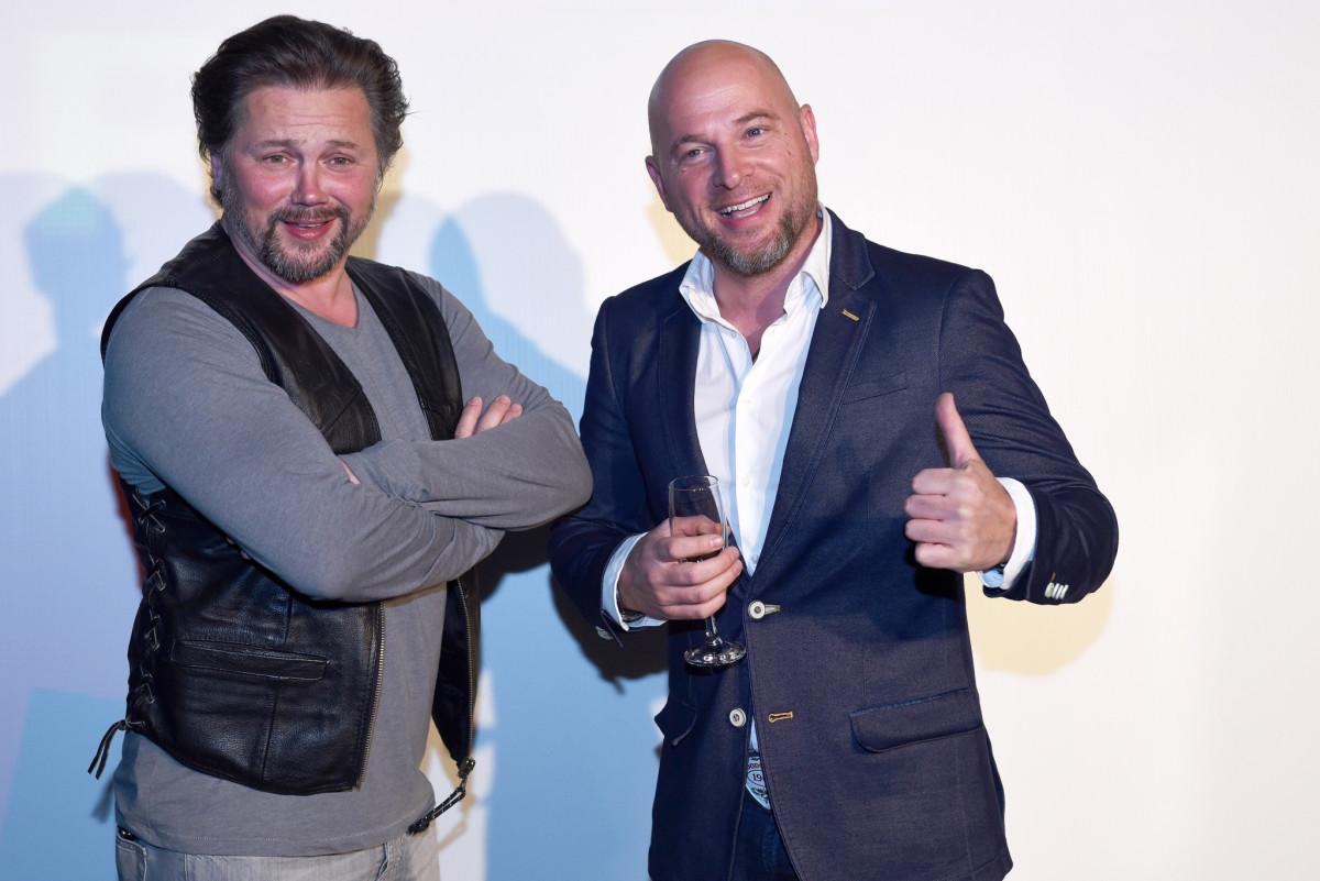 Boris Mirković i Rene Bitorajac