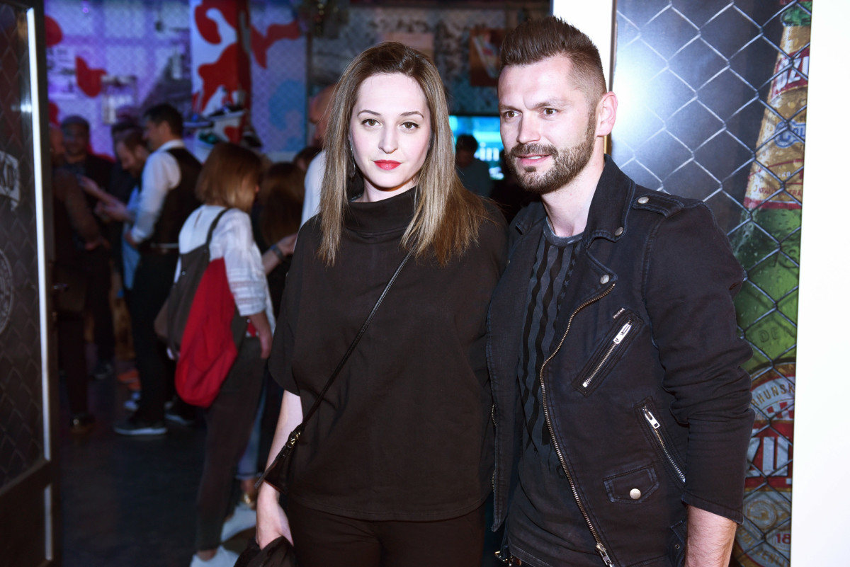 Ivan Dečak i supruga Nina