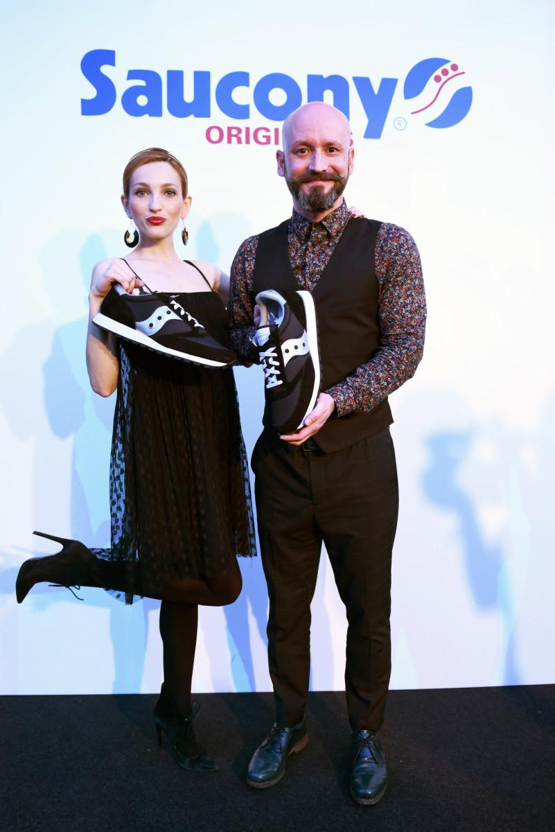 Antonia Matković Šerić i Aljoša Šerić