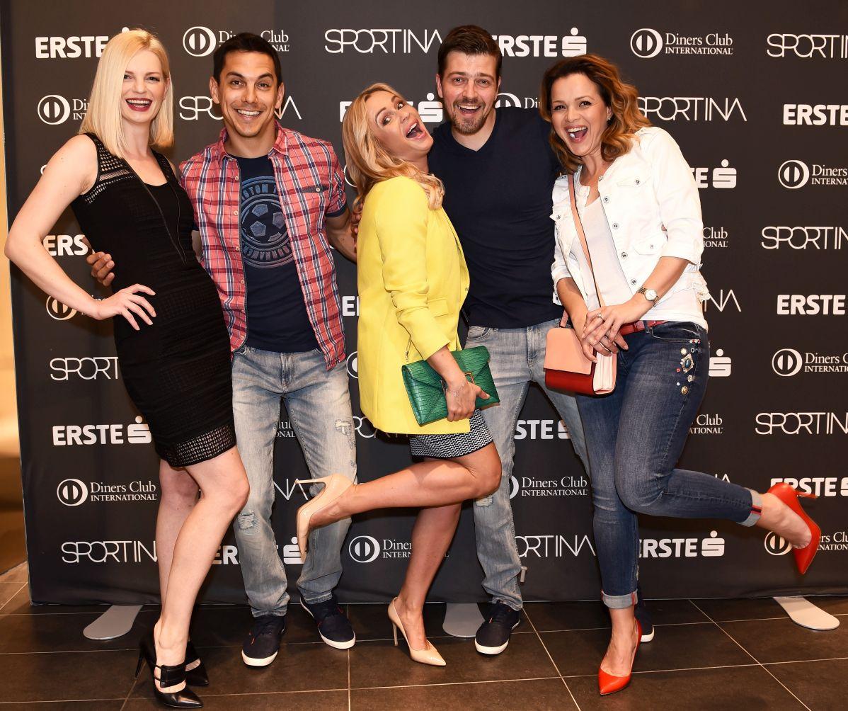 Sportina Shopping Fest_Edita Misiric, Mario Valentic, Renata Sopek, Amar Bukvic, Sandra Bagaric (2)