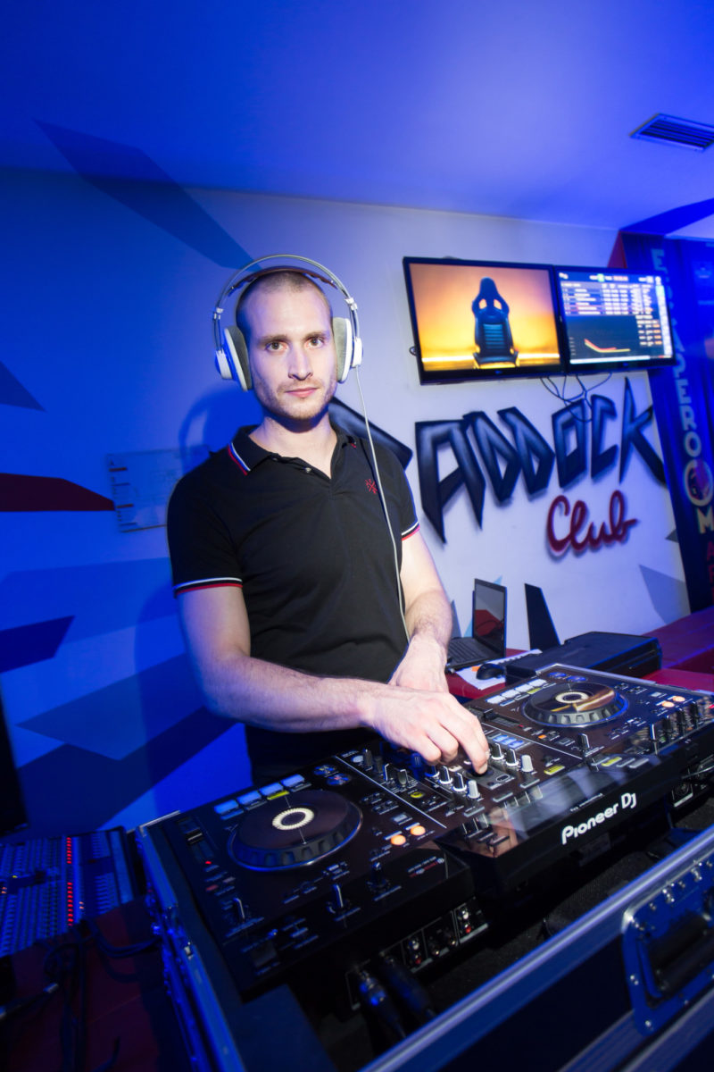 DJ Vazmenko Pervan pobrinuo se za odličnu atmosferu