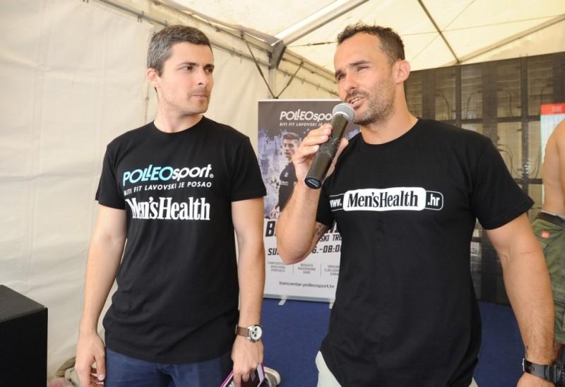 Zoran Pribičević i Marino Bašić