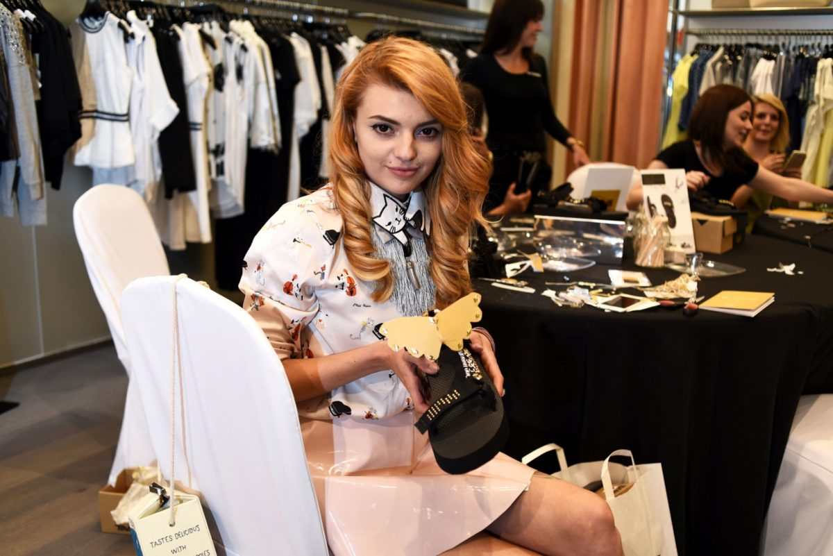 Ella Dvornik_TEVA DIY radionica_XYZ Premium Fashion Store