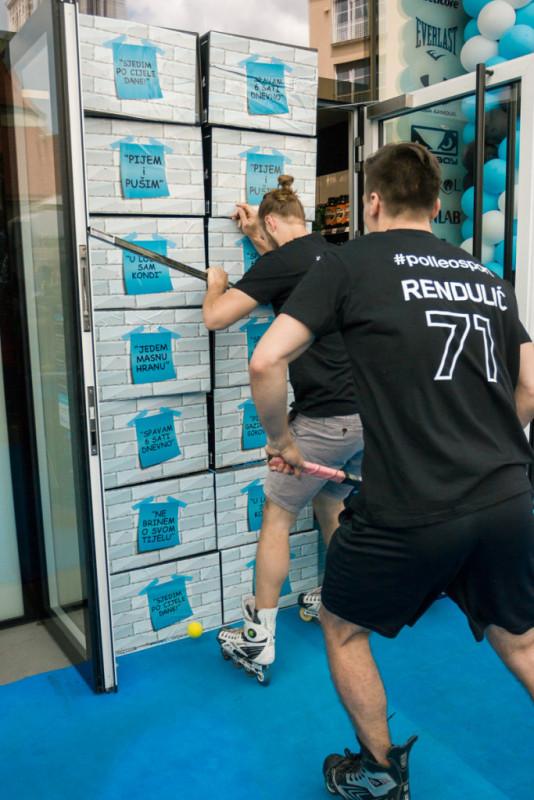 Otvorenje nove poslovnice Polleo Sporta
