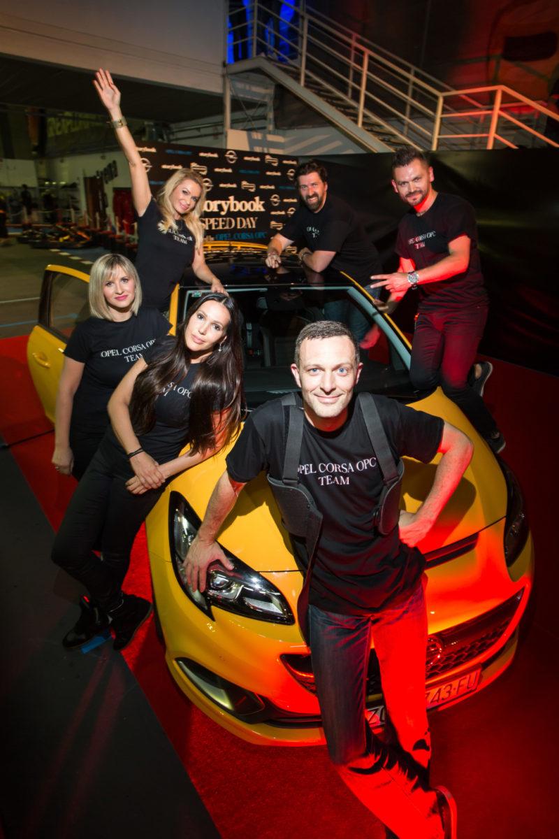 Opelov tim ponosan je na novu Corsu OPC