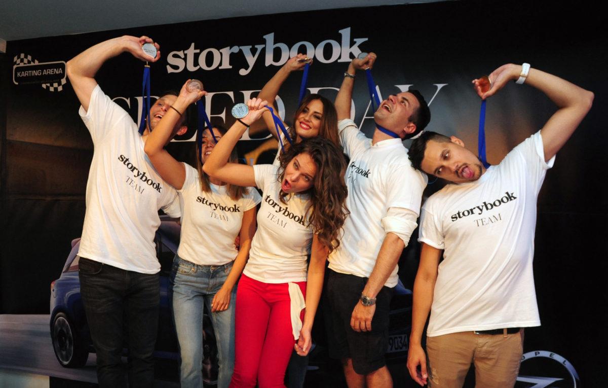 Tim Storybooka malo se našalio zbog drugoga mjesta