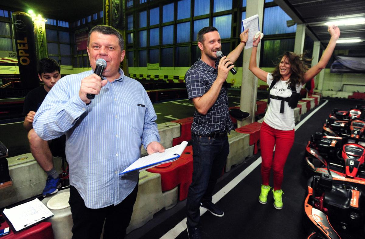 Voditelji Ivan Blažičko i Ivan Vukušić otkrili su rezultat vožnje Miji Kovačić
