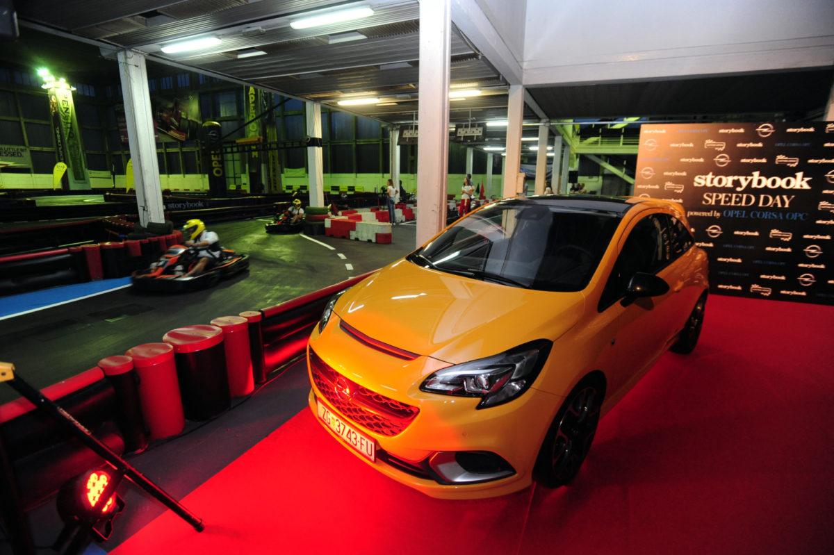 Zvijezda večeri bila je nova Opel Corsa OPC