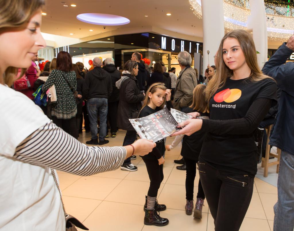 mastercard shopping day,arena centar
