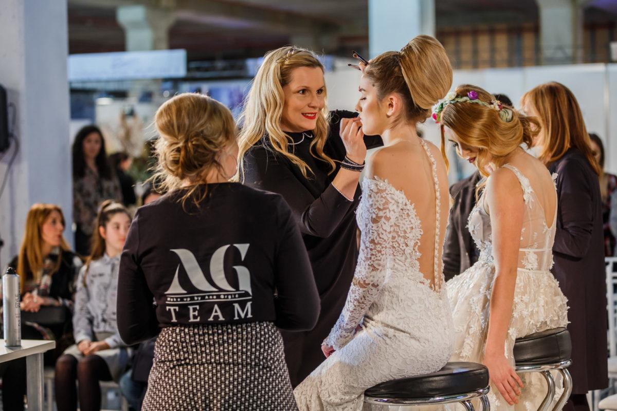 AG make up by Ana Grgić, službeni make up Sajma vjenčanja Split
