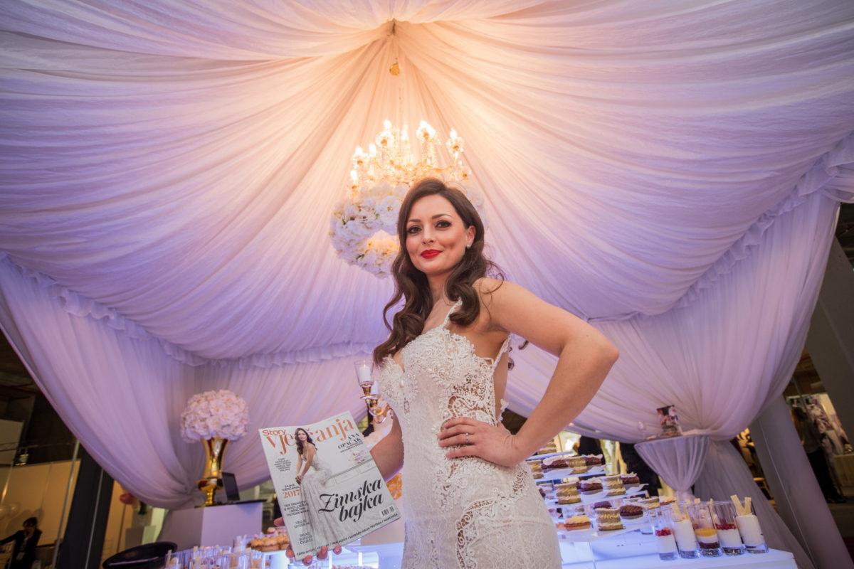 Ana Opačak zaštitno lice Sajma vjenčanja 2017.