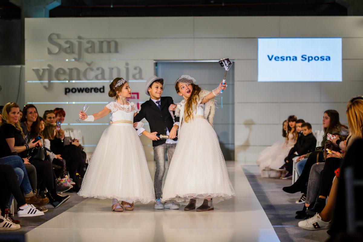 Razigrani dječji modeli, Vesna Sposa