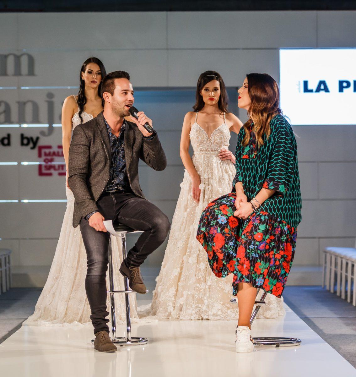 Trendovi u vjenčanoj modi s Danijelom Barbir (Atelier La Perla)