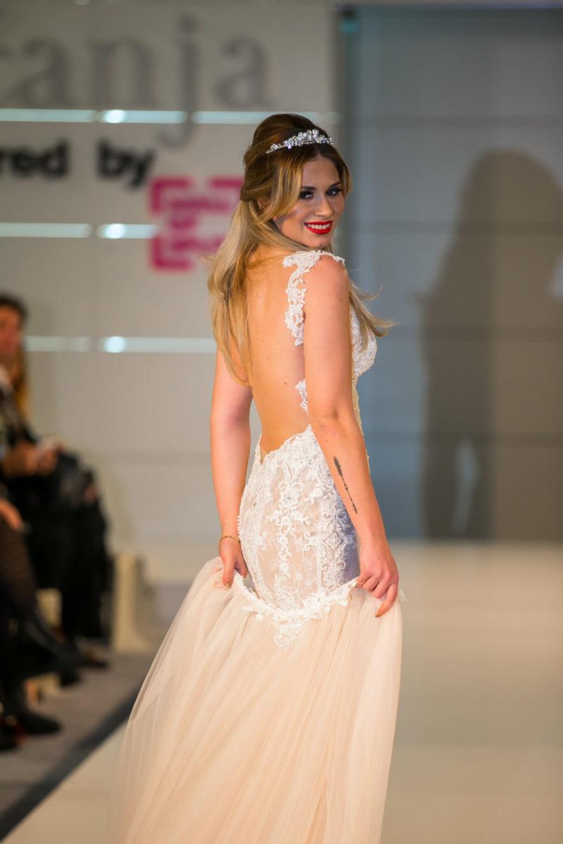 Vjencana haljina koju potpisuje Atelier La Perla