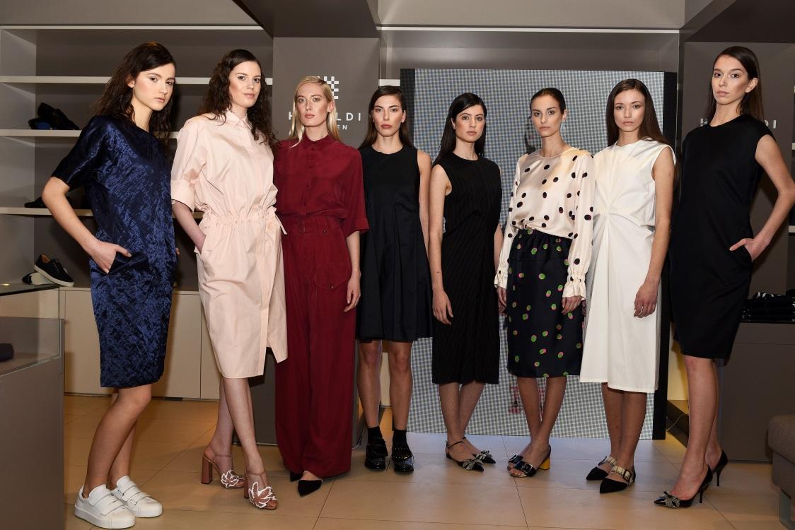 Prezentacija Heraldi for women kolekcija za proljeće
