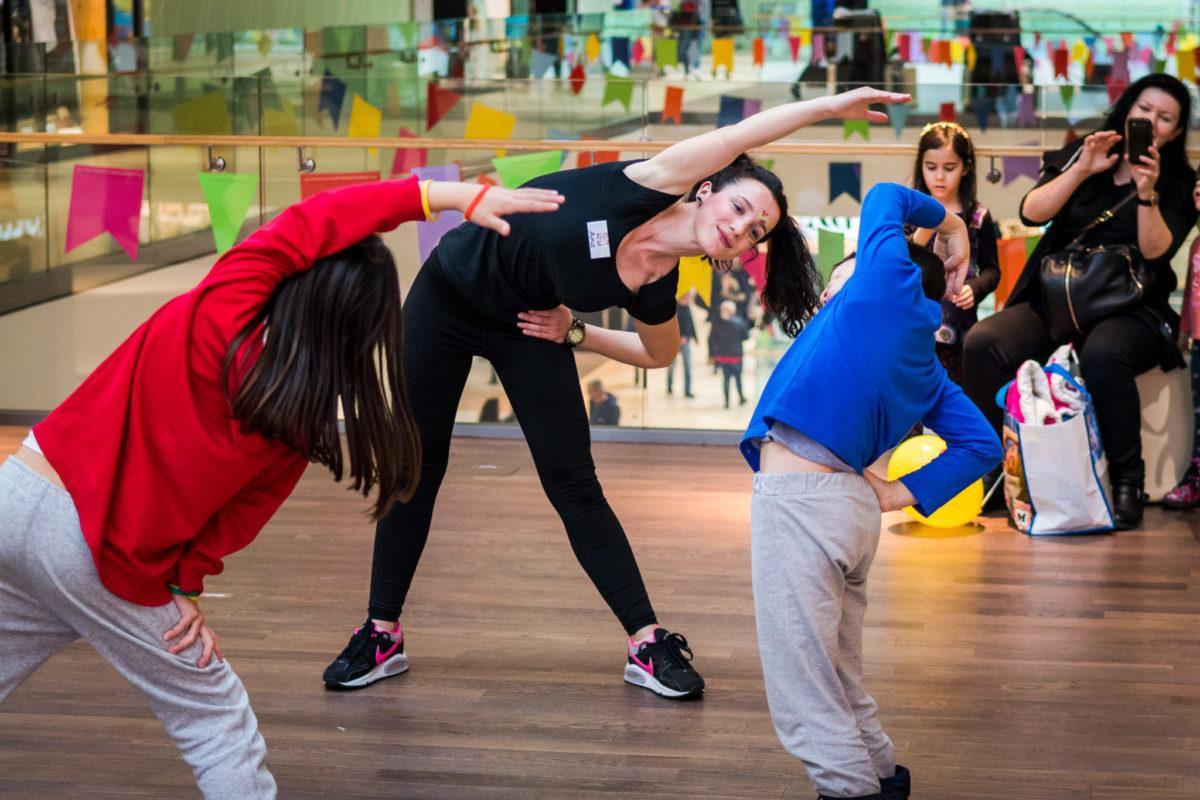Vježbaonica za najmlađe