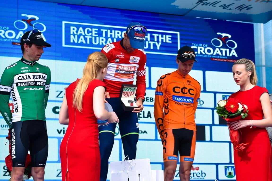 Pobjednik Vincenzo Nibali