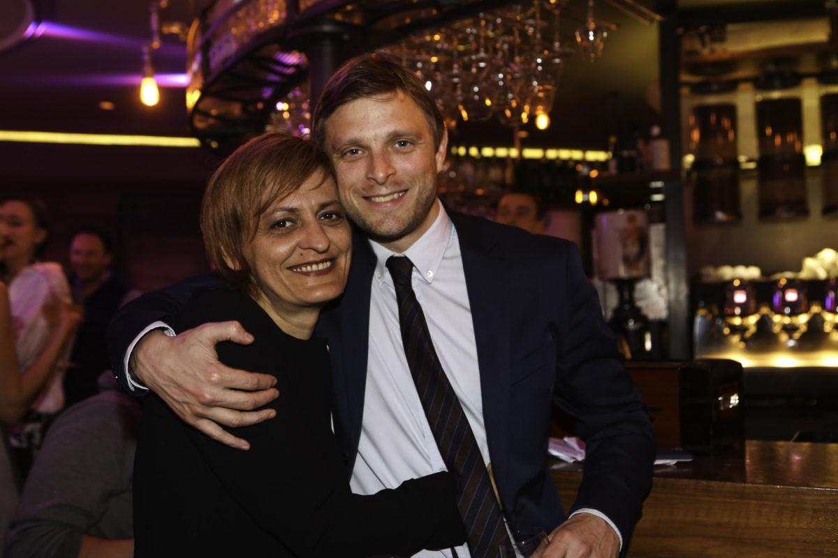 Darinka Jug iz Gradskog poglavarstva i Branimir Ceboci, direktor prodaje medijskih rješenja (print, digital, event) u AMZ-u