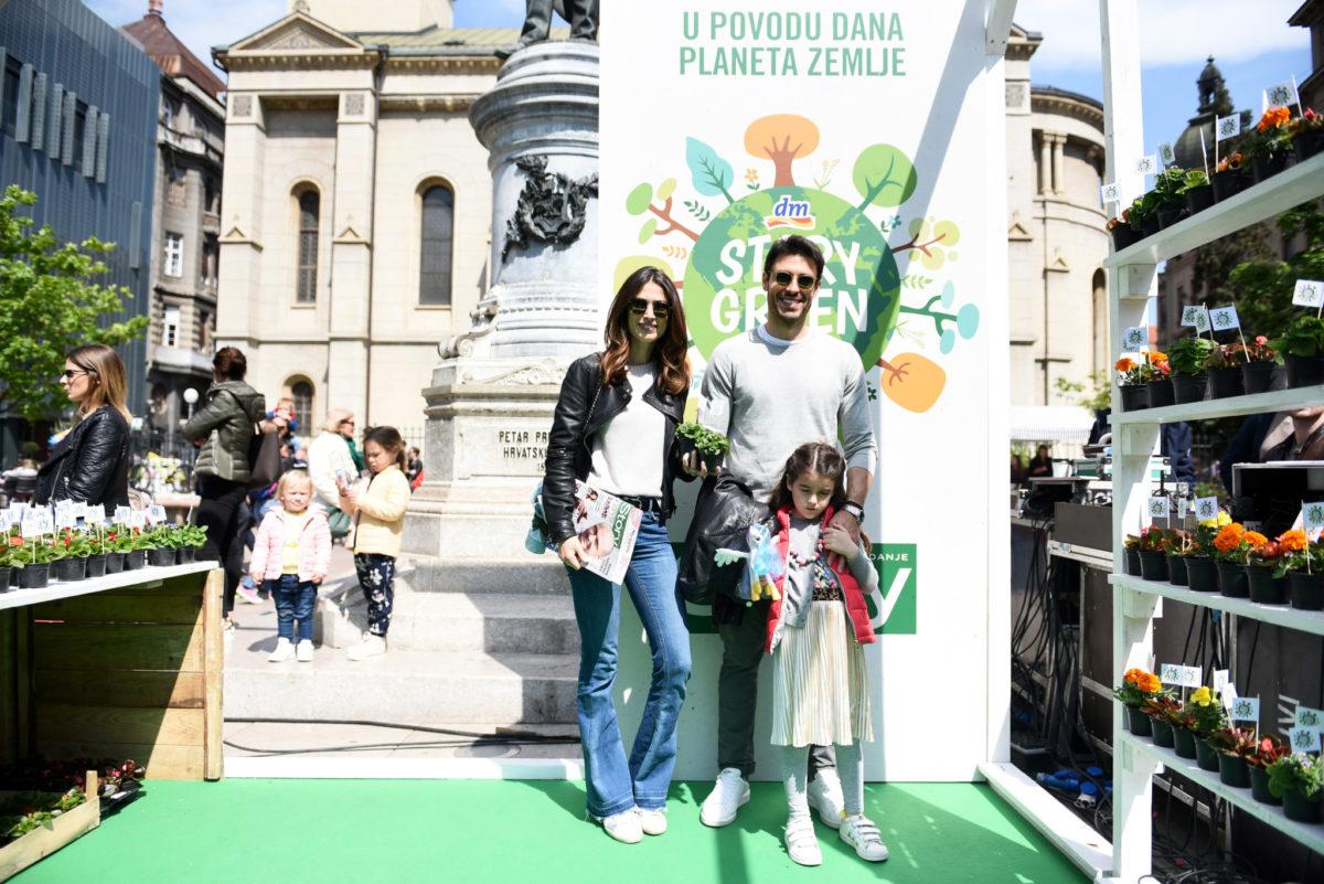Iris Cekus i Pedro Soltz i kćerkica Lara