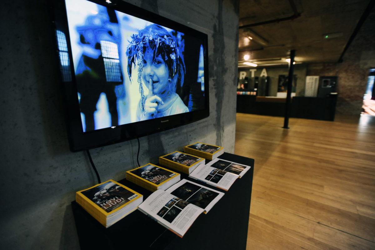 Izložba Minuta šutnje postavljena je pod okrijem National Geographica Hrvatska