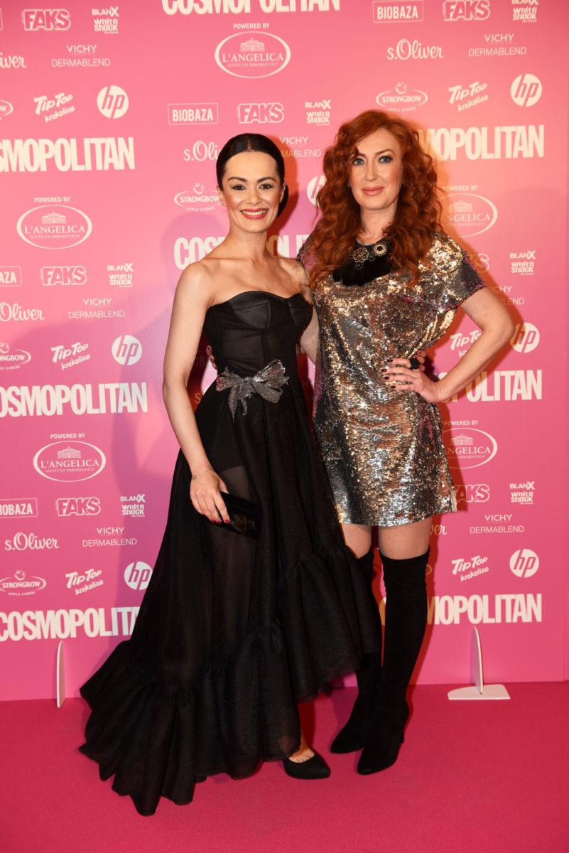 Kristina Krepela i Pamela Elekeš