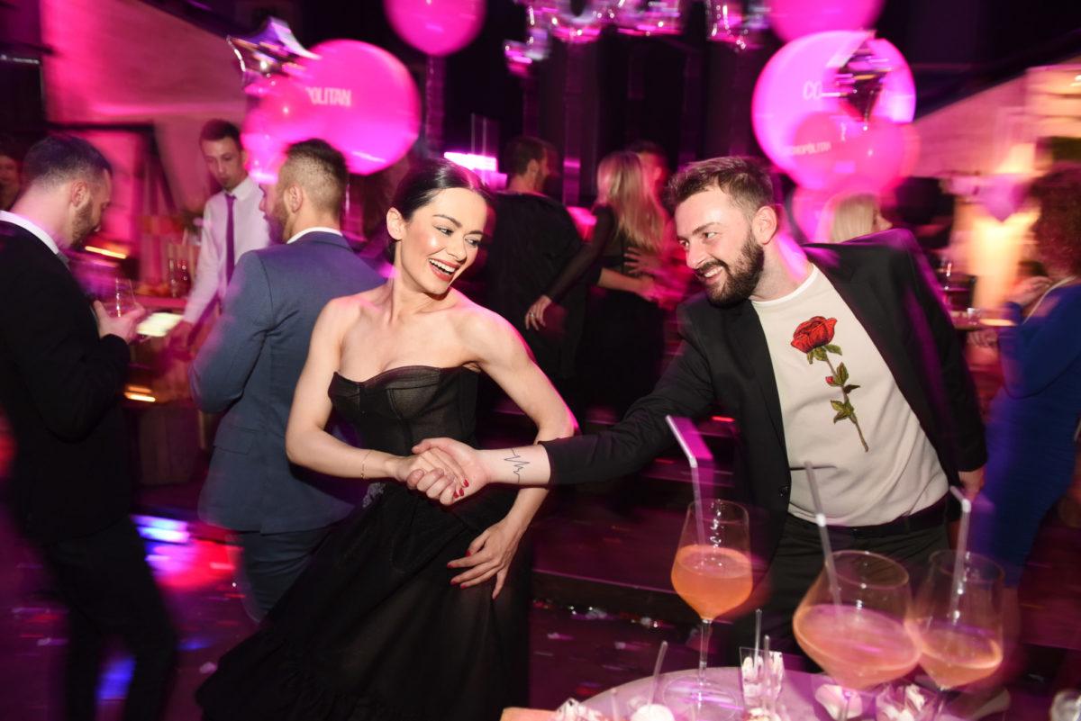 Kristina Krepela na plesnom podiju