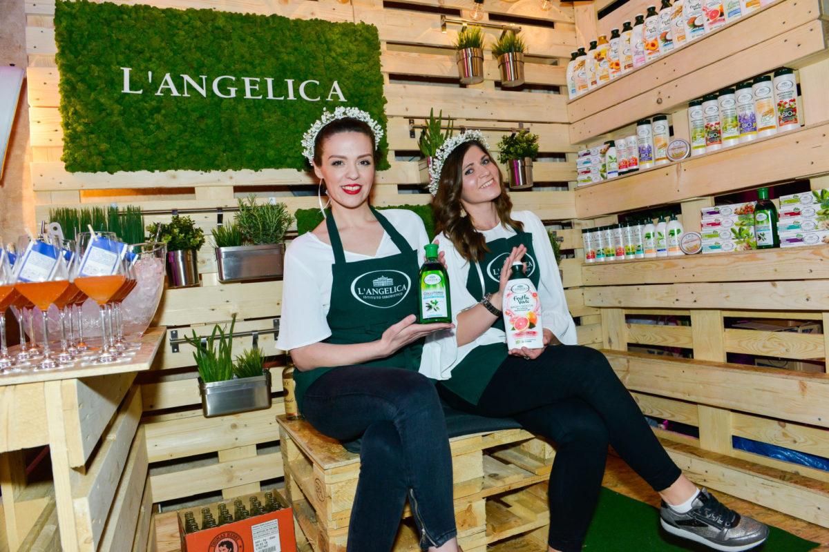 Uzvanici su se informirali o proizvodima brenda L'Angelica