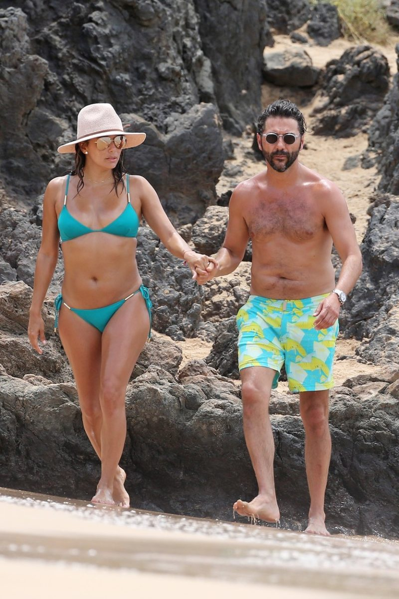 Eva Longoria i Jose Baston