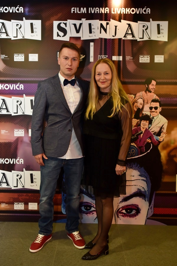 Ivan Livakovic i Nada Gacesic Livakovic