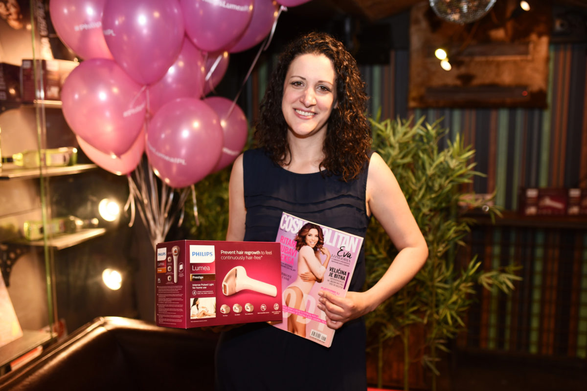 Sanja Augustinović -marketing stručnjak iz Philipsa