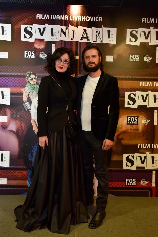 Senka Bulic i Damir Josipovic